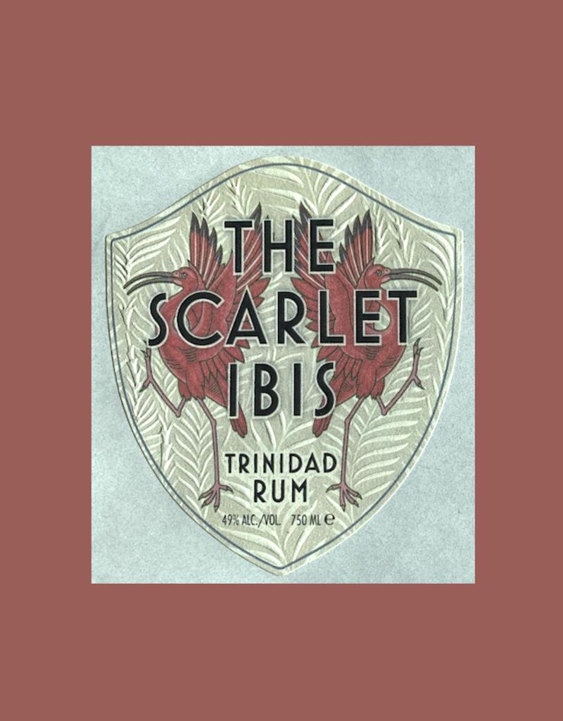 The Scarlet Ibis, Trinidad Rum - 750mL