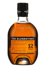 The Glenrothes, 12-Year Speyside Single Malt Scotch - 750mL