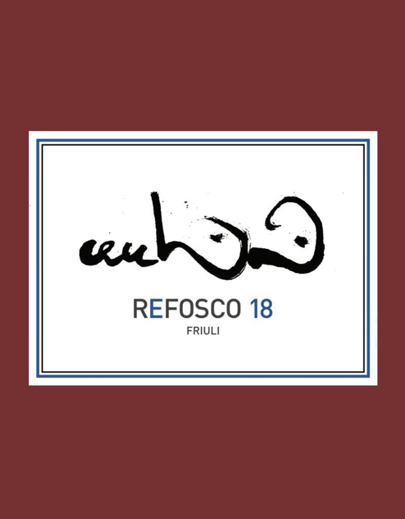 Italy Marco Cecchini, Refosco dal Peduncolo Rosso 2018