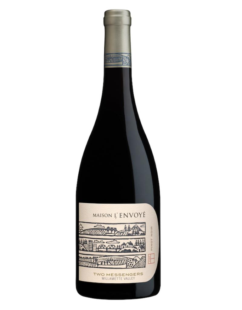 USA Maison L'Envoye,  'Two Messengers' Willamette Valley Pinot Noir 2018
