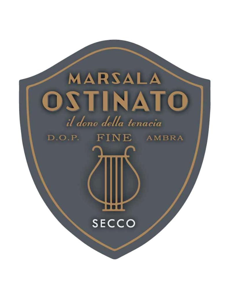 Ostinato, Marsala Fine Ambra Secco - 500mL