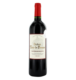 France Chateau Tour de Pressac, Saint Emillion Grand Cru Bordeaux 2015