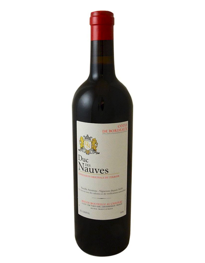 France Duc des Nauves, Cotes de Bordeaux 2018 (Le Puy)