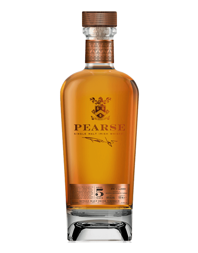 Pearse Lyons, 5 Year Single Malt Irish Whiskey - 750mL