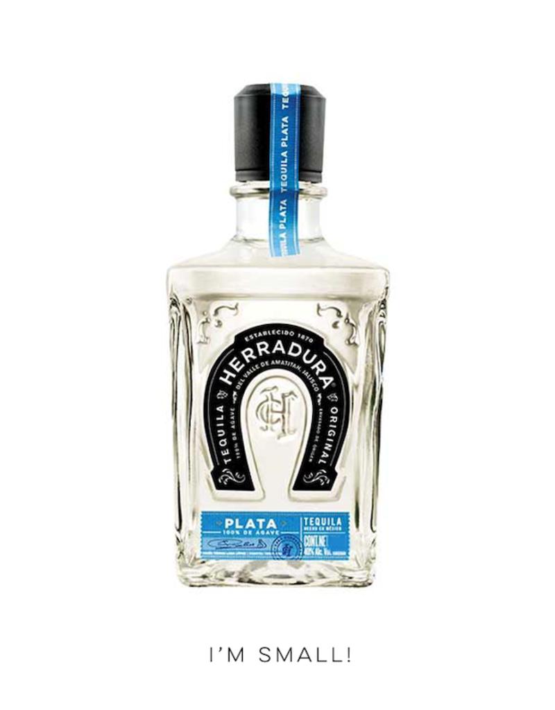 Herradura, Silver Tequila  - 50mL