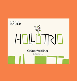 Argentina Bauer, 'Hollotrio' Orange Gruner Veltliner 2020 - 1L