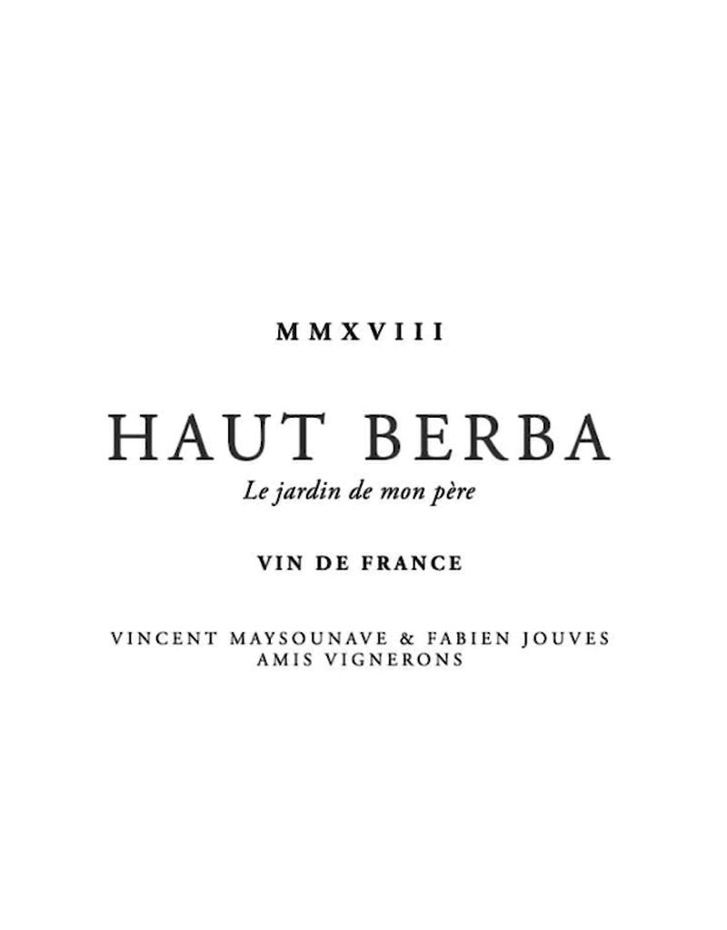 France Mas del Perie, 'Haut Berba' Juracon Blanc 2018
