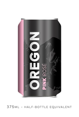 USA Stoller, 'Canned' Pink Rose Oregon - 375mL