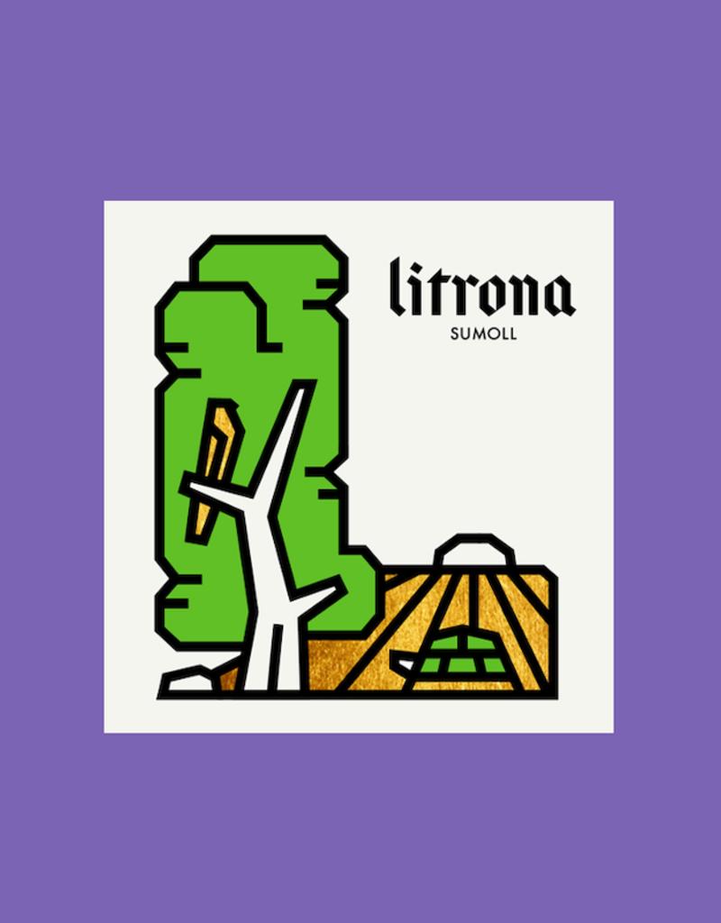 Spain Clos Lentiscus, 'Litrona' Sumoll Red 2018 - 1L