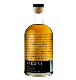 Kikori, 'The Woodsman' Japanese Whiskey - 750mL