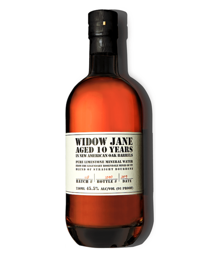 Widow Jane, 10-Year Straight Bourbon - 750mL
