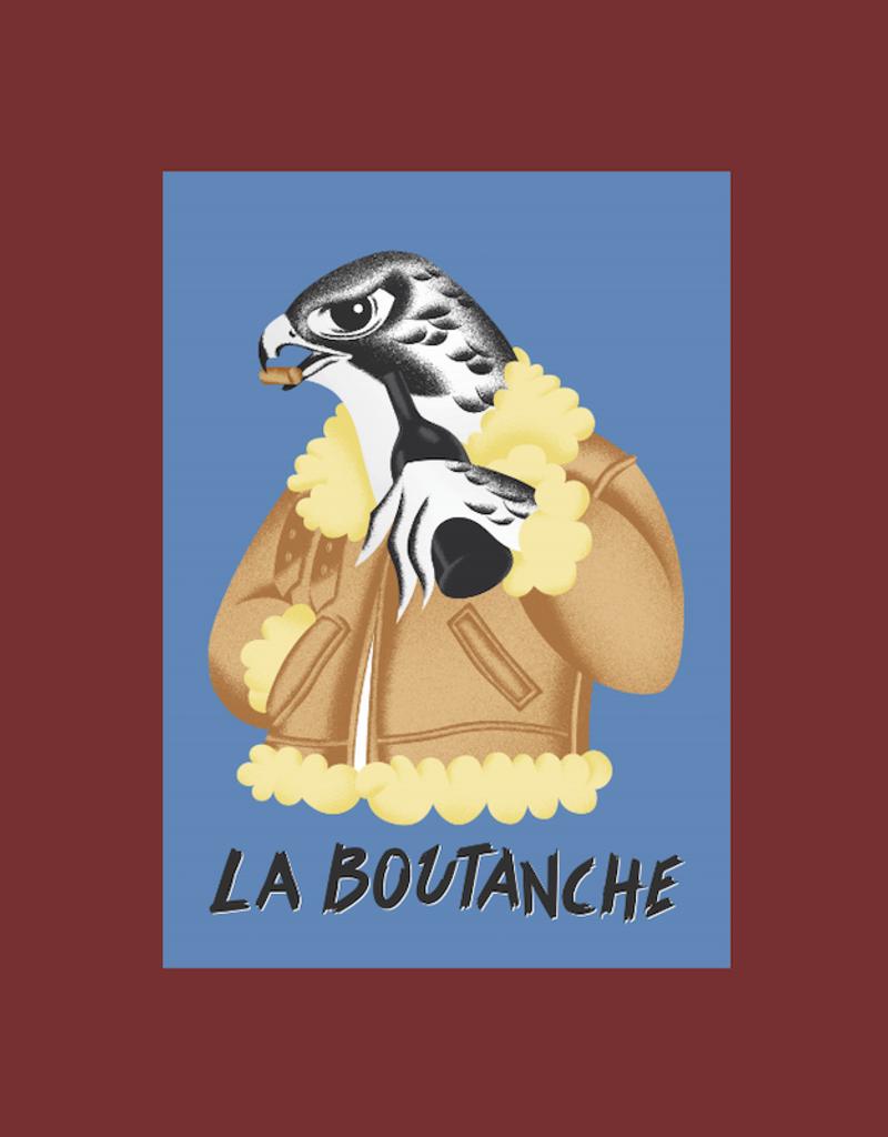 France Thomas Santamaria, La Boutanche Corsican Red - 1L