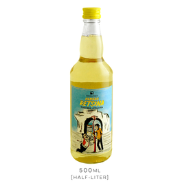 Greece Kamara Kioutsouki, Retsina (NV) -  500mL