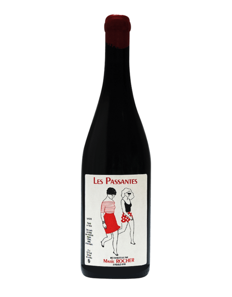 France Marie Rocher, 'Les Passantes' Gamay 2019