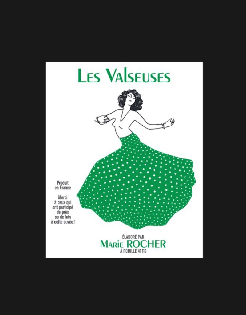 France Marie Rocher, 'Les Valseuses'  Gamay Pet Nat 2019