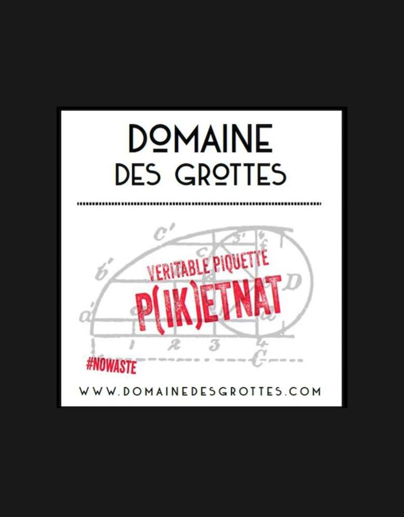 France Domaine Des Grottes. 'Pi(ke)tNat' 2020