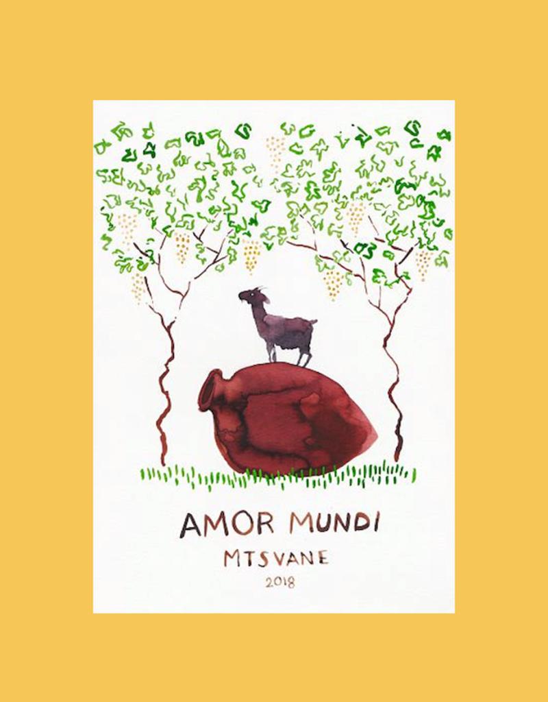 Georgia Amor Mundi, Mtsvane Amber 2019