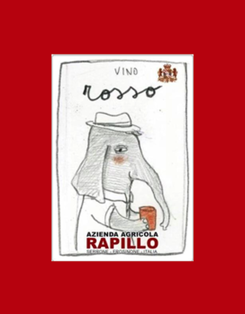 Italy Rapillo, Cesanese Rosso (NV)