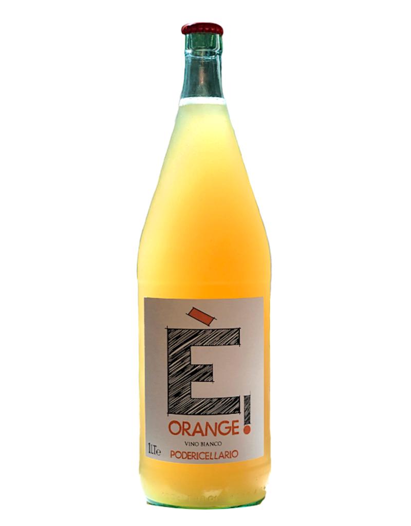 Italy Poderi Cellario, E' Orange (NV) - 1L
