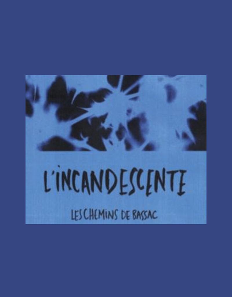 France Chemins de Bassac, 'L'Incandescente' Syrah 2020