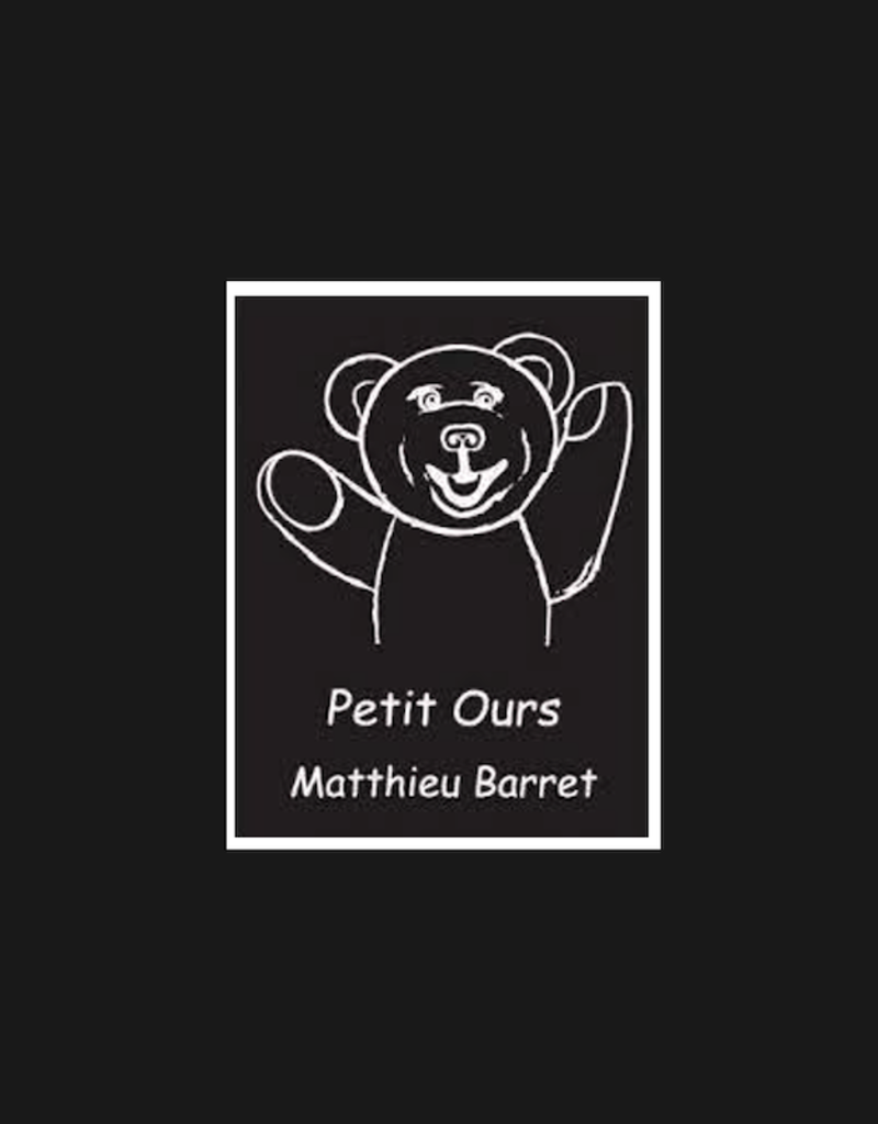 France Matthieu Barret, 'Petit Ours' Syrah 2019