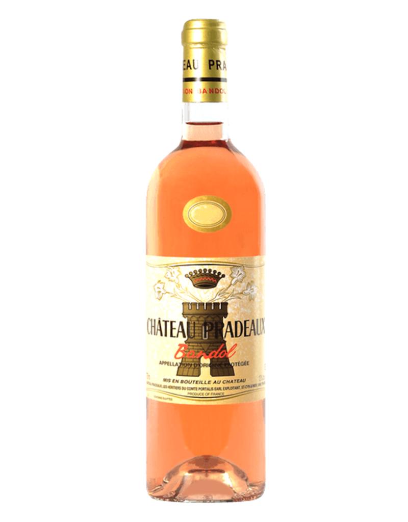France Chateau Pradeaux, Bandol Provence Rose 2020