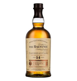 The Balvenie, 14-Year Caribbean Cask Single Malt Scotch - 750mL