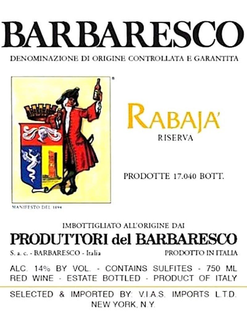Italy Produttori del Barbaresco, 'Rabaja' Riserva 2016