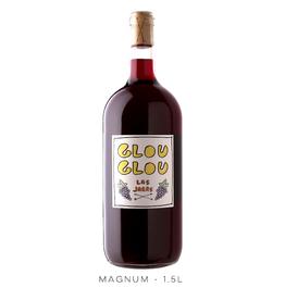 USA Las Jaras, 'Glou Glou' Red Magnum  2018 - 1.5L