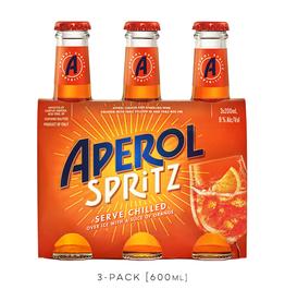 Aperol Spritz RTD 3-Pack