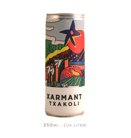 Spain Artomana, 'Xarmant' Txakoli Can 2020 - 250mL