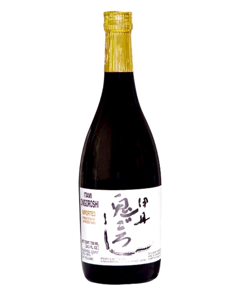 Itami Onigoroshi, Junmai Shu Sake - 720mL