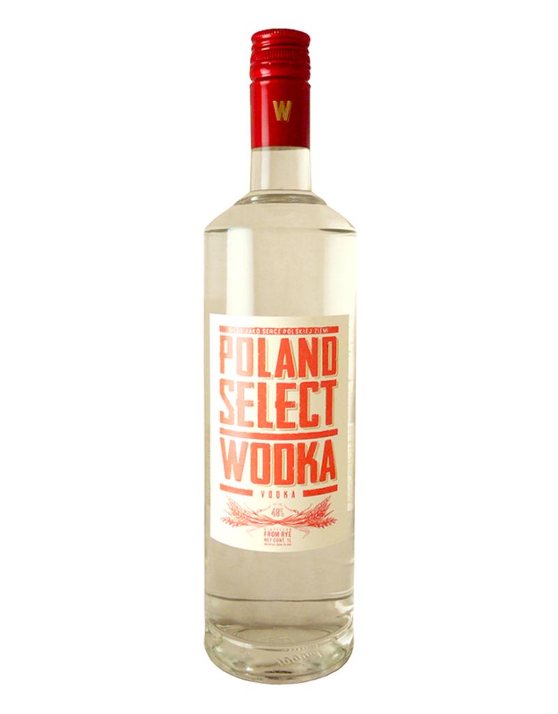 Poland Select, Wodka Vodka - 750mL