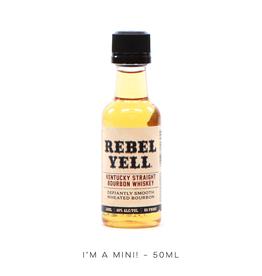 Rebel Yell, Bourbon Mini - 50mL