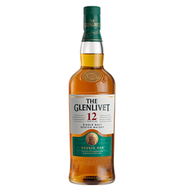 The Glenlivet, 12-Year Single-Malt Scotch - 750mL