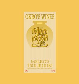 Georgia Okro's Wines, Tsolikouri 2017