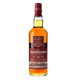 The GlenDronach, 12 -Year Highland Single-Malt Scotch - 750mL