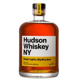 Hudson Whisky, Bright Lights, Big  Bourbon - 750mL