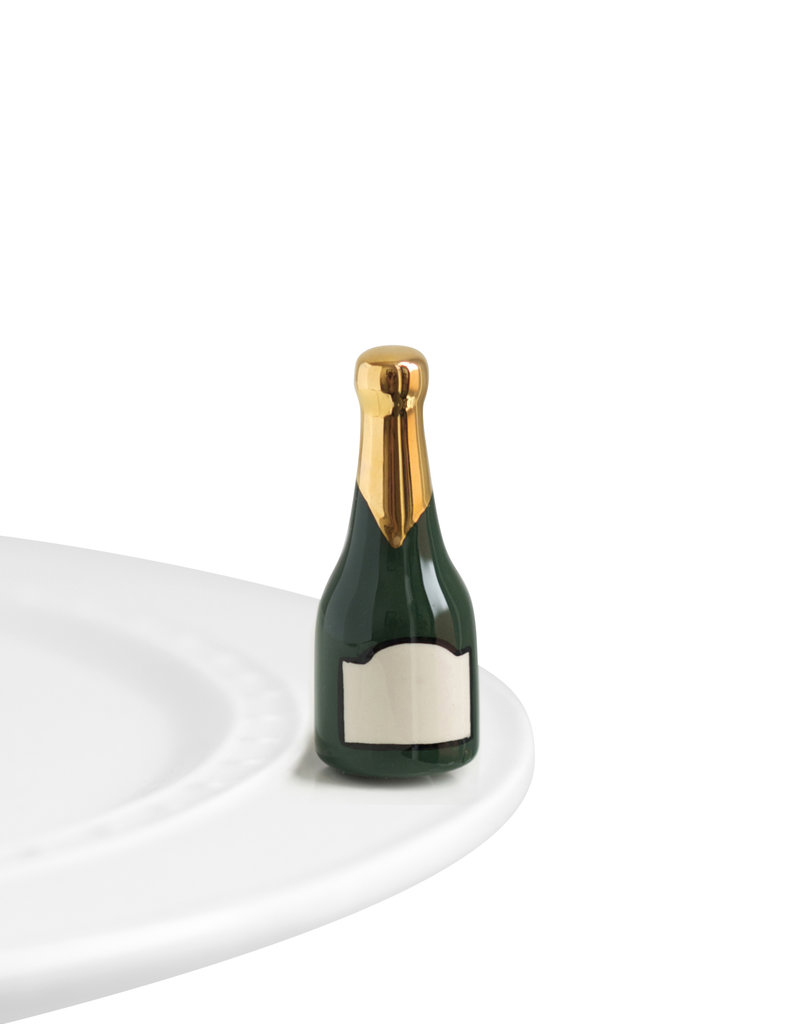 NORA FLEMING CHAMPAGNE TOPPER