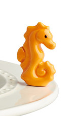 NORA FLEMING SEAHORSE TOPPER