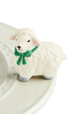 NORA FLEMING LAMB TOPPER