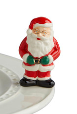 NORA FLEMING SANTA TOPPER