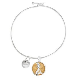 DEWEY BEACH - MERMAID BANGLE