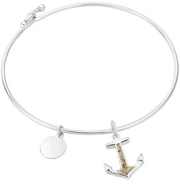 STONE HARBOR, NJ - ANCHOR BANGLE