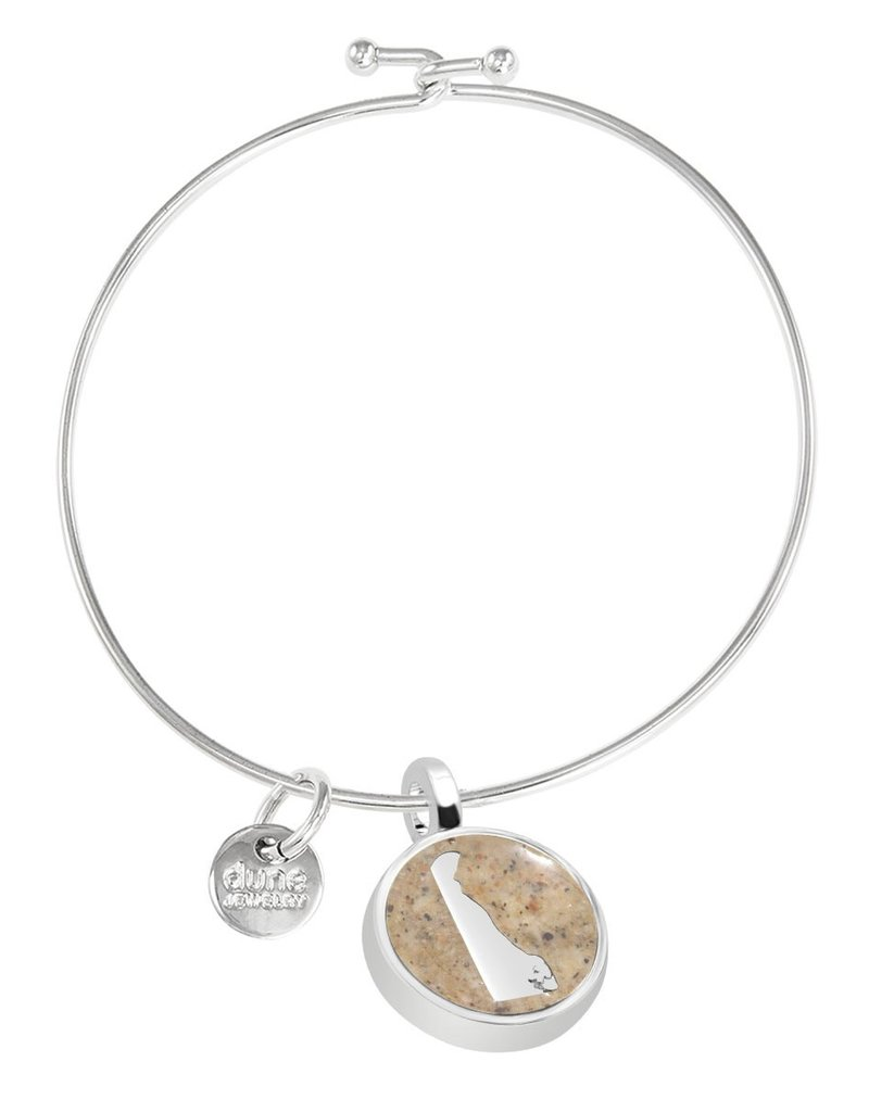 DUNE JEWELRY LEWES DELAWARE CIRCLE BANGLE