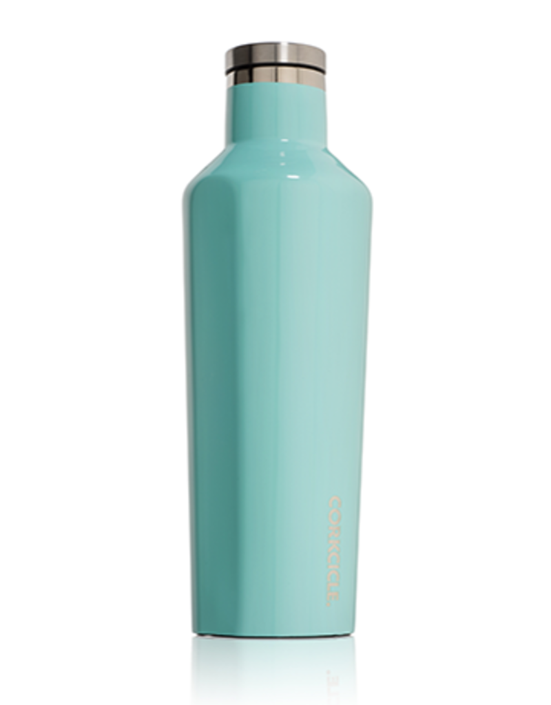 CORKCICLE CANTEEN 16OZ TURQUOISE