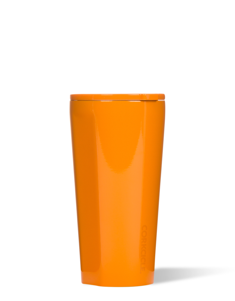 CORKCICLE 16oz Tumbler Dipped Clementine