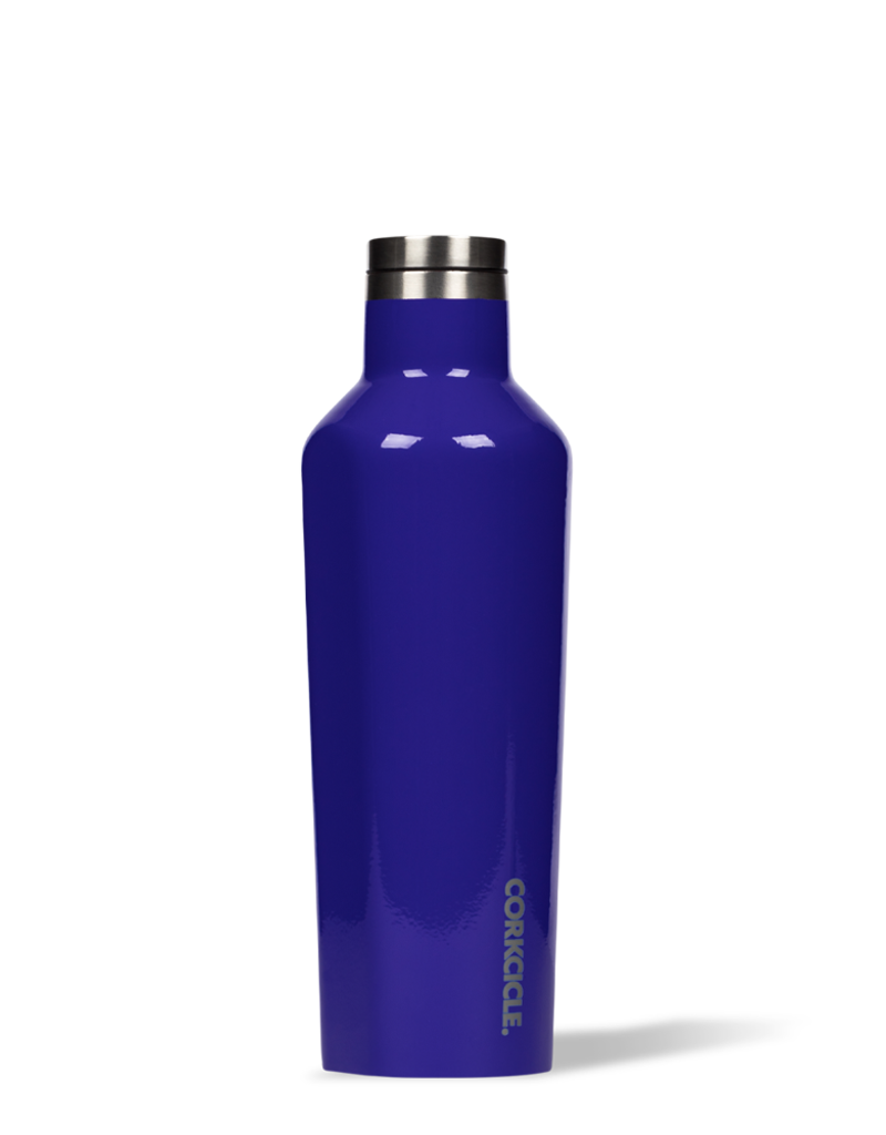 CORKCICLE CANTEEN 16 OZ GLOSS ACAI BERRY