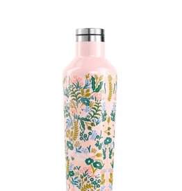 CORKCICLE 16oz Canteen Rifle Paper Pink Tapestry