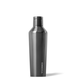 CORKCICLE 16oz Canteen Metallic Gunmetal